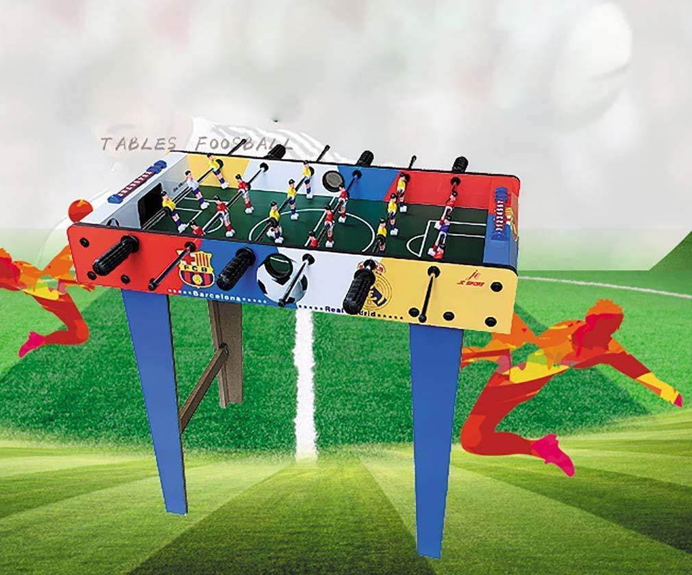 AK Futbolín ahorro de espacio vertical para adultos y niños, Mesa Profesional Asamblea Independiente de Fútbol: Amazon.es: Bricolaje y herramientas