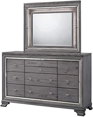 Amazon.com: Muebles de América Sterling Dresser ...