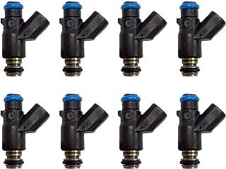 New OEM Fuel Injector Set (8) Fits 2010-2013 Chevrolet, GMC 4.8L & 5.3L