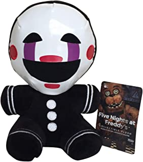 "Natseekgo Five Nights at Freddys Plush, 7"" /18cm Soft PP Cotton Stuffed Animals Doll FNAF Plushies Toy for Collection Deco..."