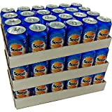 Spezi Cola & Orange 72 x 0,33l Dose XXL Paket (Cola- Orange- Mischgetränk)