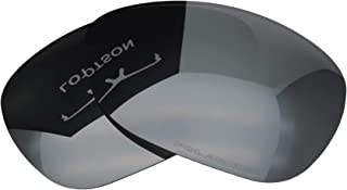LOTSON Silver Polarized Lenses for Oakley Crosshair OO4060