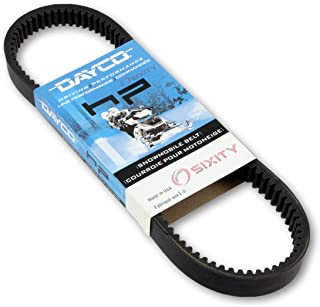 1996-1998 for Ski-Doo MX Z 583 Drive Belt Dayco HP Snowmobile OEM Upgrade Replacement Transmission Belts