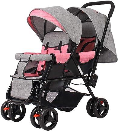 Amazon.es: muñecas gemelas - Carritos, sillas de paseo y accesorios ...