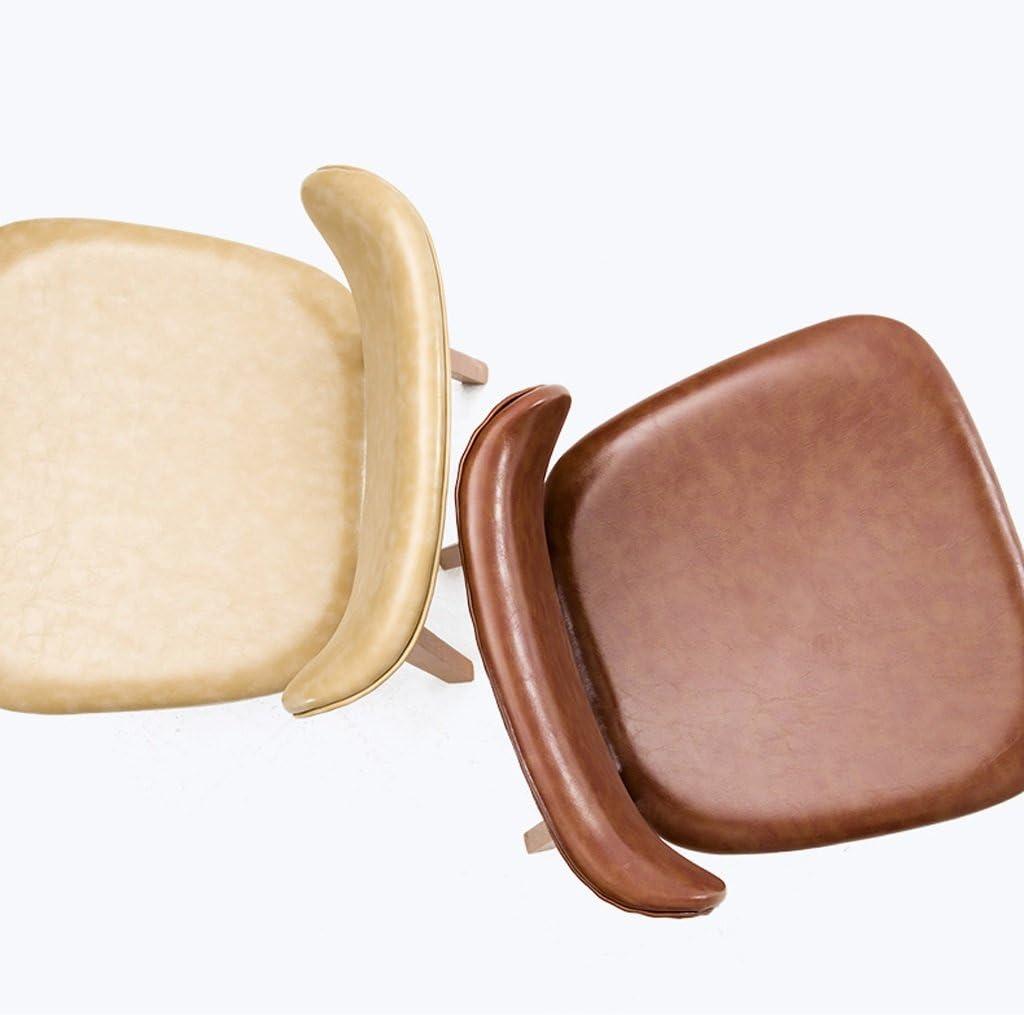 SLL- Moderne Minimaliste Chaise en Bois Massif Chaise de Bureau Chaise de Restaurant Moderne (Color : A) D