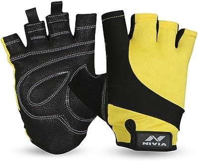 Nivia 442 Gym Gloves