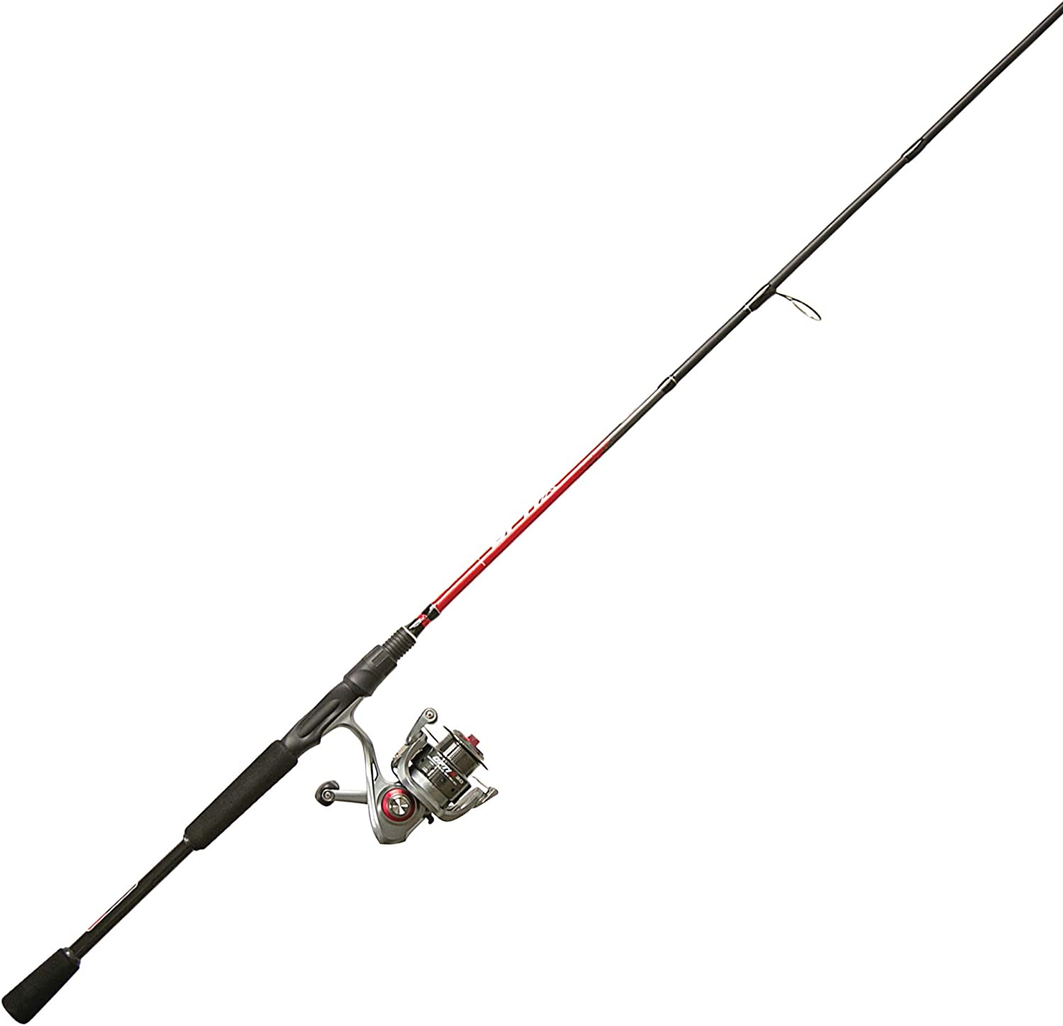 Quantum Optix Spinning Reel Free Shipping New and Durab Portland Mall Combo 2-Piece Rod Fishing