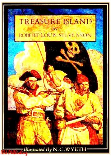Treasure Island (Illustrated by N.C. Wyeth)