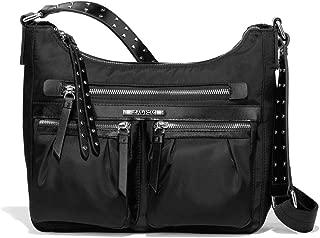 Austin Crossbody Hobo Bag - Black [10.25