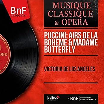 Puccini: Airs de La bohème & Madame Butterfly (Mono Version)