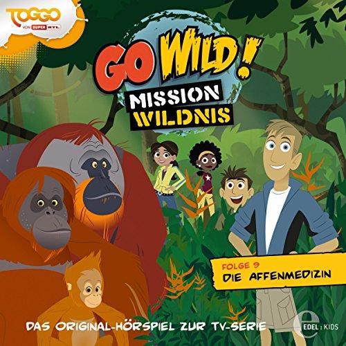Die Affenmedizin Titelbild