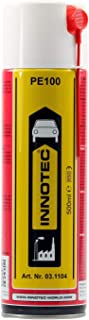 Innotec PE100 Kunststoffpflege, Silikonspray, 500 ml Spraydose