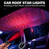 Romantic Auto Roof Stars,Atmosphere Ambient Star,The Romantic environment Multiple Modes for...