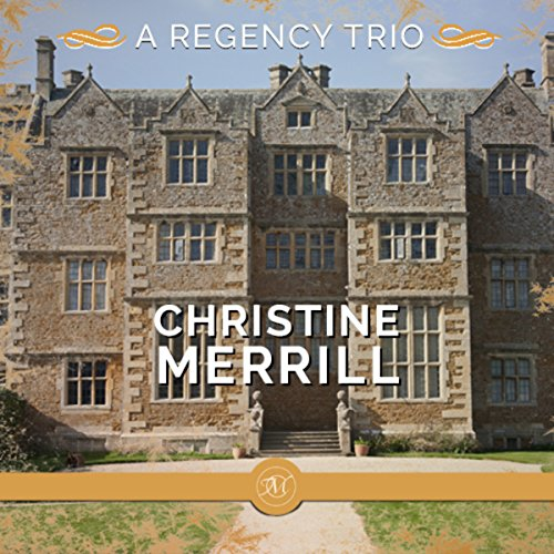 A Regency Trio: Three Novellas audiobook cover art