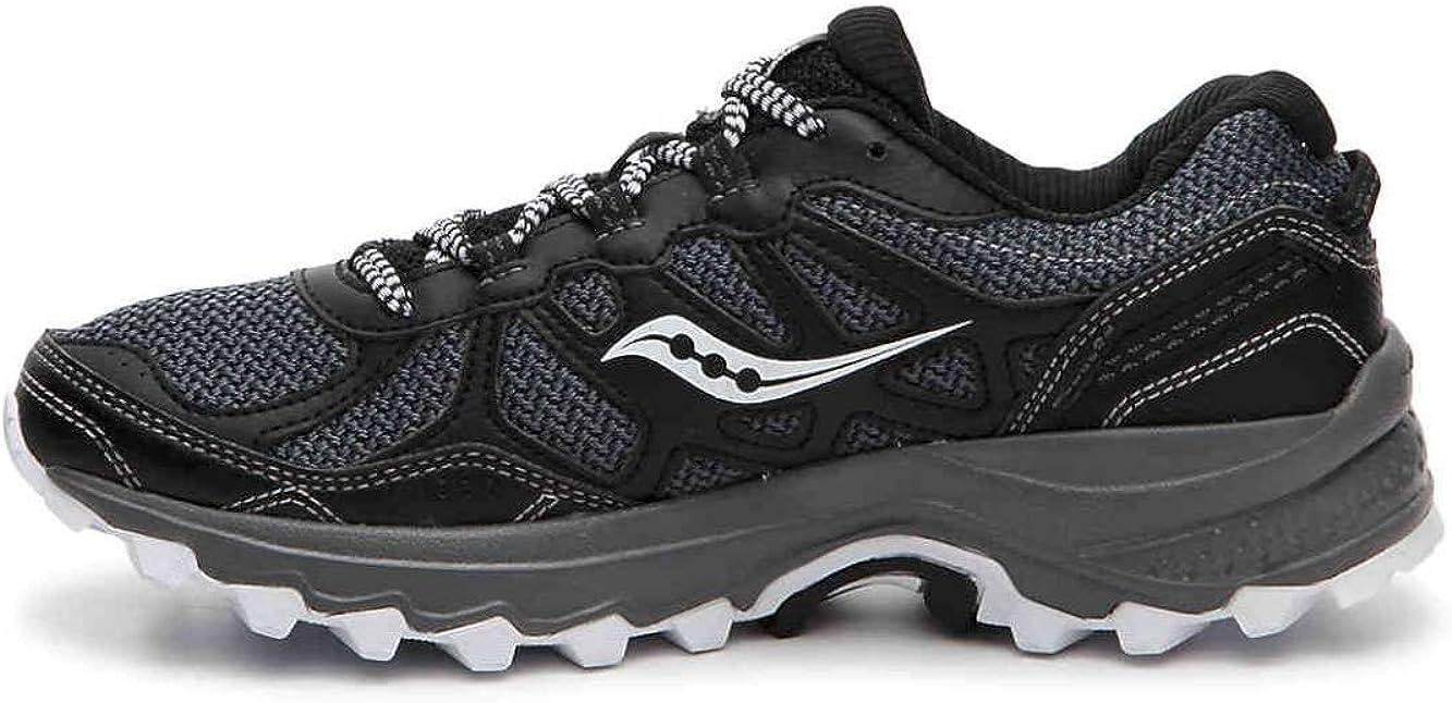 Saucony Women's お得セット Excursion 内祝い Shoe Running Tr11