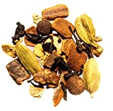 Nelson's Tea Celestial Chai Tea Loose Leaf (Looseleaf) (with Cinnamon, ginger, cardamom, black tea, allspice, cloves, black pepper) (4 oz.)