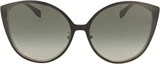 Luxury Fashion | Fendi Womens FF0395FS2M29O Black Sunglasses | Season Permanent