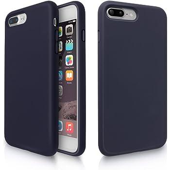 Funda iPhone 8 Plus, Fuleadture iPhone 7 Plus Slim Líquido de ...