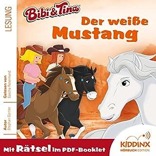Der weiße Mustang Titelbild