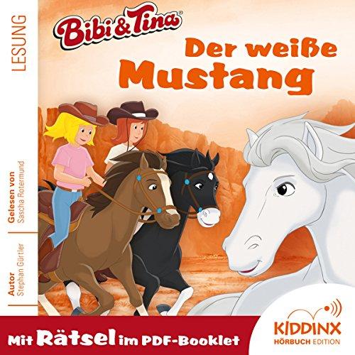 Der weiße Mustang (Bibi & Tina) Titelbild