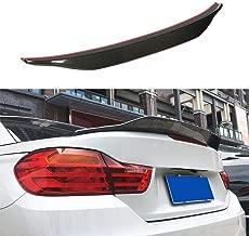 JC SPORTLINE Carbon Fiber Rear Spoiler fits for BMW F83 M4 F33 428i 430i 435i 440i Convertible 4 Series 2014-2019 Factory Outlet
