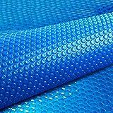 Aquabuddy 10 x 4m Rectangle Swimming Pool Solar Blanket Covers