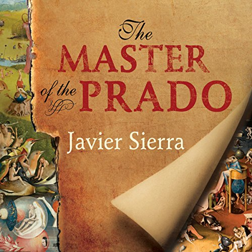 The Master of the Prado audiobook cover art