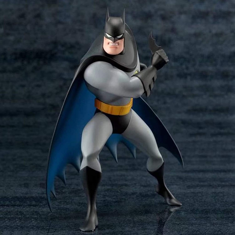 punto de venta de la marca SHWSM Modelo de película, Estatua de colección de Juguetes Juguetes Juguetes de PVC for Niños, Modelo de Juguete Decorativo de Escritorio, Estatua de Juguete, Anime Bruce Wayne (20 cm)  la calidad primero los consumidores primero