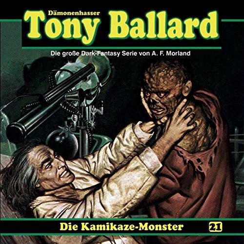 Die Kamikaze-Monster Titelbild