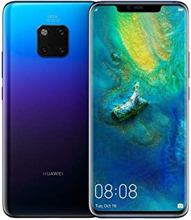"Huawei Mate 20 Pro (128GB, 6GB RAM) 6.39"" Display, Leica Triple Camera, in-Screen Fingerprint, Global 4G LTE Dual SIM GSM ..."