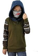 Halloween Cosplay Creepy Ticci Toby Hoodie Womens Thicken Sweater