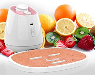 Facial Mask Maker Machine, DIY Natural Fruit Vegetable Facial Care Masks Maker Machine Without Collagen, Automation With H...