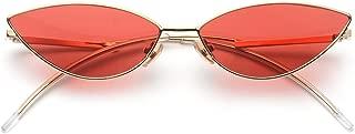 Fashion Designer Sunglasses Retro Small Petals Shape Arc Temple Design B2298