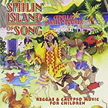 Smilin Island of Song by Cedella Marley-Booker (2000-02-21)