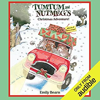 Tumtum and Nutmeg audiobook cover art