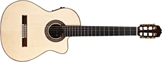 Cordoba 55FCE Negra Limited Edition Acoustic-Electric Thinbody Flamenco Guitar