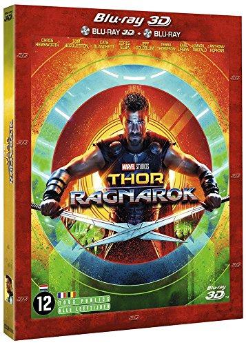 THOR RAGNAROK 3D + 2D [Blu-ray] [Blu-ray 3D + Blu-ray 2D]