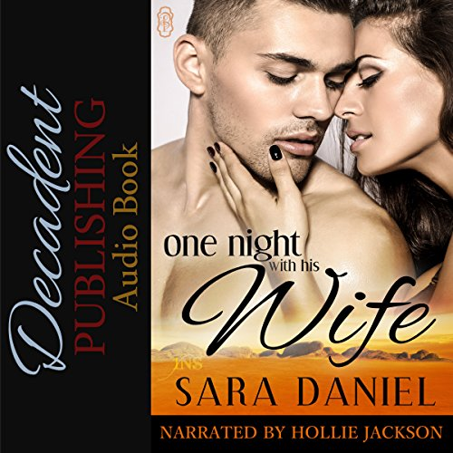 One Night with His Wife: 1Night Stand audiobook cover art