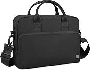 WIWU Protective Laptop Shoulder Bag for 16-inch New MacBook Pro,15-15.4 inch MacBook Pro Retina, Waterproof Notebook Carrying Case for 15-inch Dell XPS,Microsoft Surface Book 3/2,ThinkPad X1