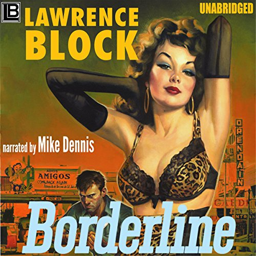 Borderline audiobook cover art