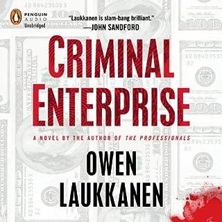 Criminal Enterprise audiobook cover art