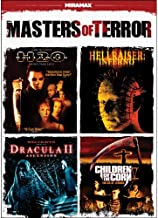 Masters of Terror: (Halloween H2O / Hellraiser: Inferno / Dracula II: Ascension / Children of the Corn V: Fields of Terror)