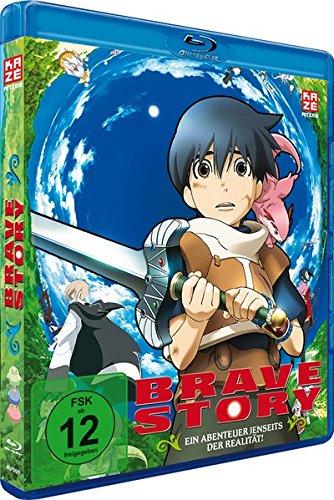 Brave Story - Ein Abenteuer jenseits der Realität - [Blu-ray]
