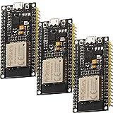 AZDelivery 3 pcs ESP32 ESP-WROOM-32 NodeMCU Modulo Wifi + Bluetooth Dev Kit...