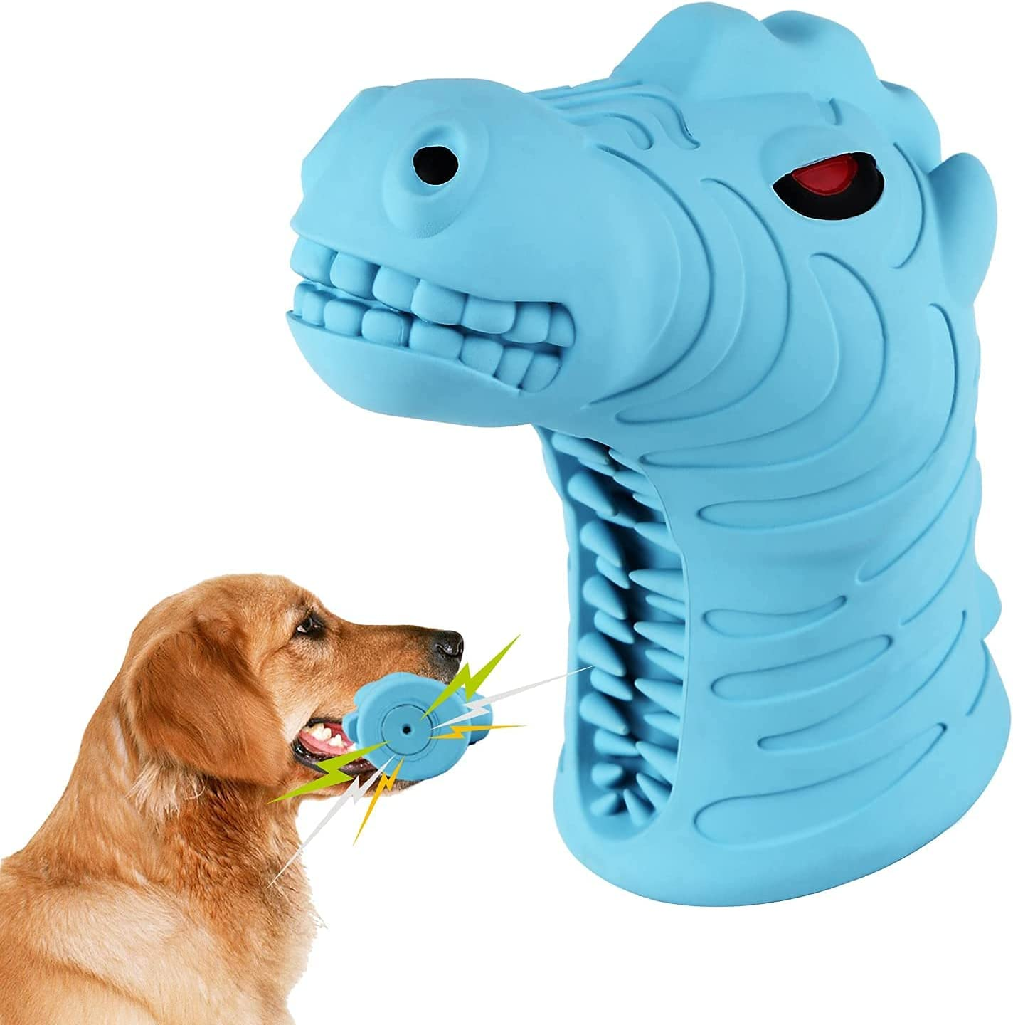 Dog Toys for Large Dogs Aggressive Rubber National uniform free shipping Chewers Milk Du Flavor Japan's largest assortment