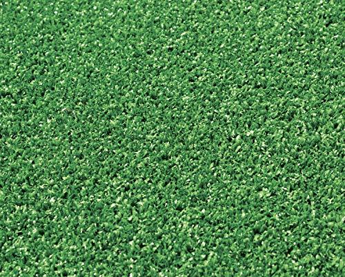 PEGANE Rouleau Gazon Artificiel en 100% polypropylène Coloris Vert - Dim : 4m x 25m