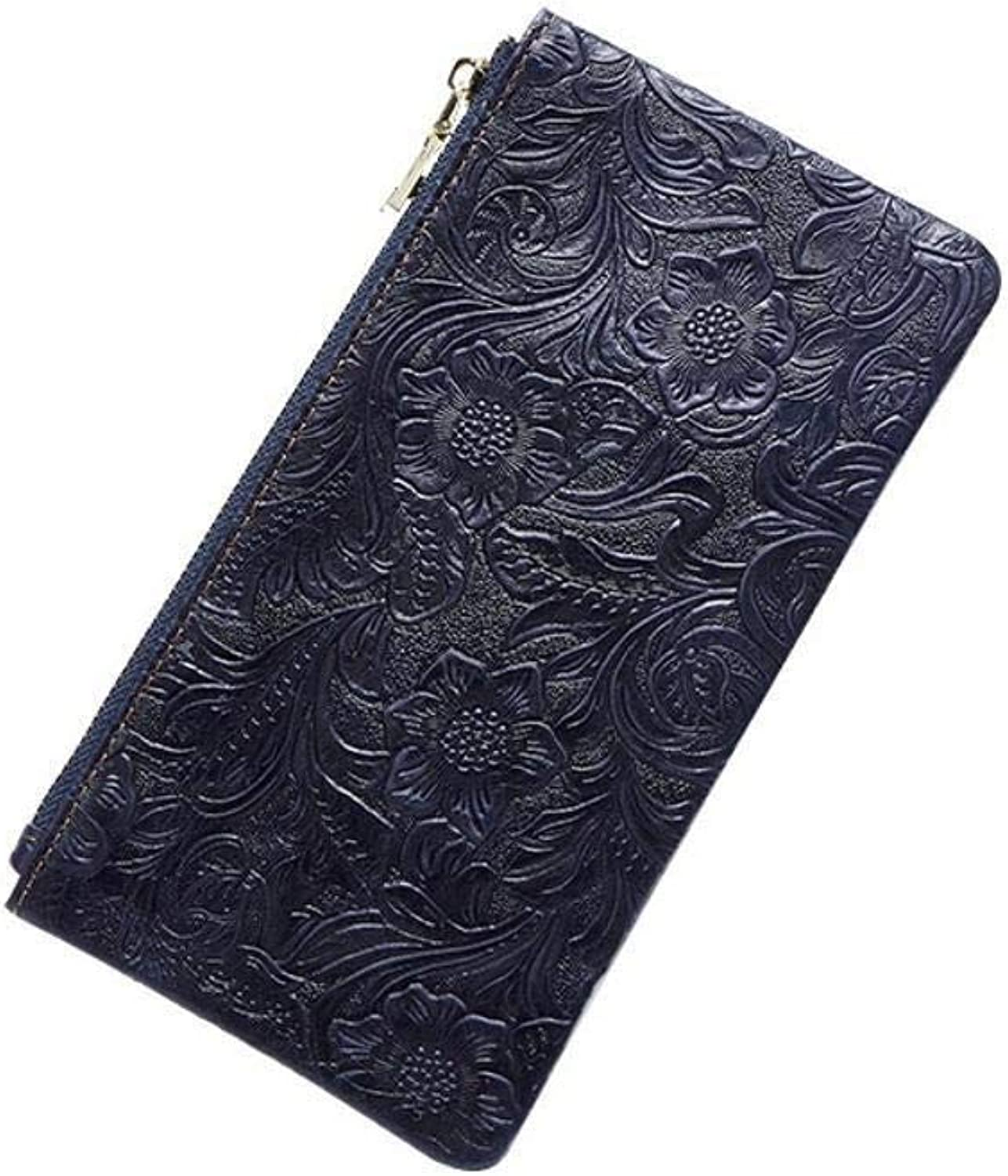 Girls Purse Women's Wallet,Female PU Purse Lady's Large Zip Around Wallet