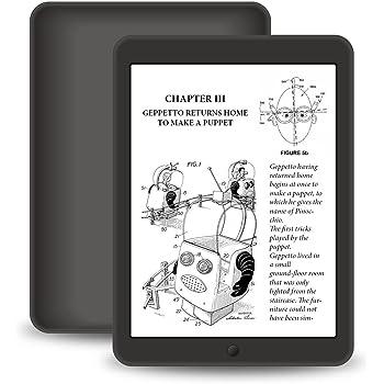 Mica House Likebook plus E-reader Black, 7.8 pantalla táctil de ...