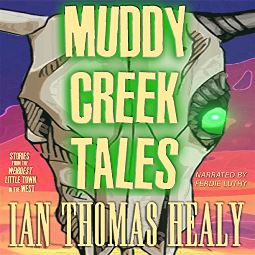 Muddy Creek Tales audiobook cover art