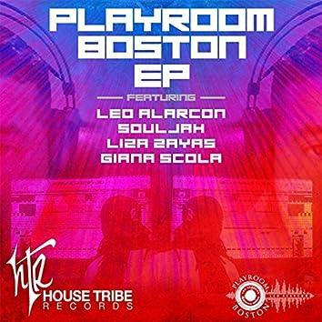 Playroom Boston EP